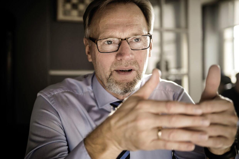 Anders Dam, ordførende direktør i Jyske Bank.