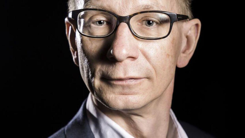 Lars Persson, aktieekspert i Millionærklubben.