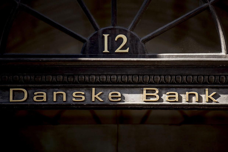 (ARKIV) Danske Banks hovedsæde på Holmens Kanal 2-12 i København, den 25. september 2018.Coronakrisen sender Danske Banks overskud ned til det laveste siden 2014, viser årsregnskab. I 2020 har banken tjent 4, 6 milliarder kroner. Det skriver Ritzau, torsdag den 4. februar 2021.. (Foto: Mads Claus Rasmussen/Ritzau Scanpix)
