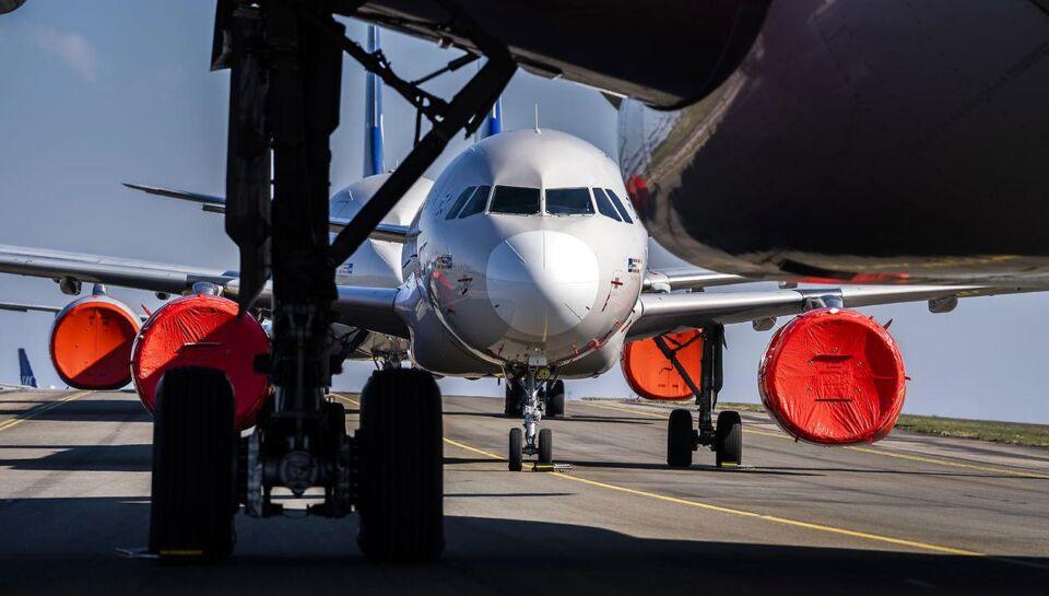 Sydbank: Luftfartsindustrien ligger i ruiner